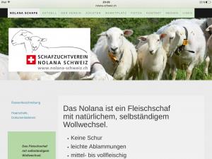 Nolana Verein Schweiz